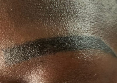 microblading micropowdering